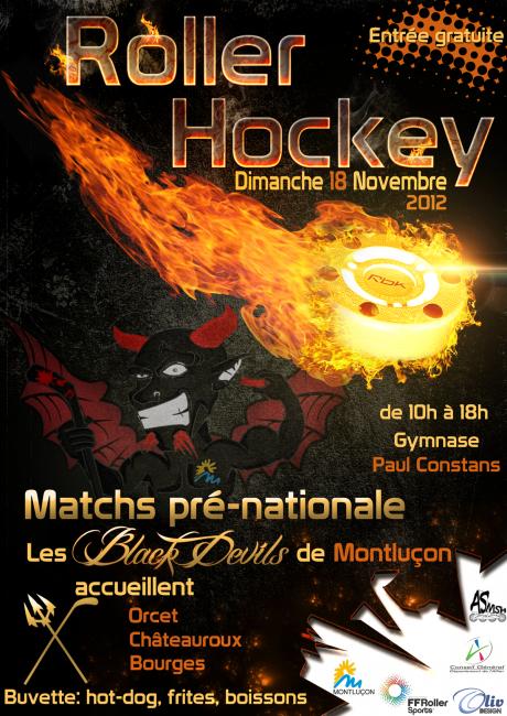 Roller Hockey 18-11-12