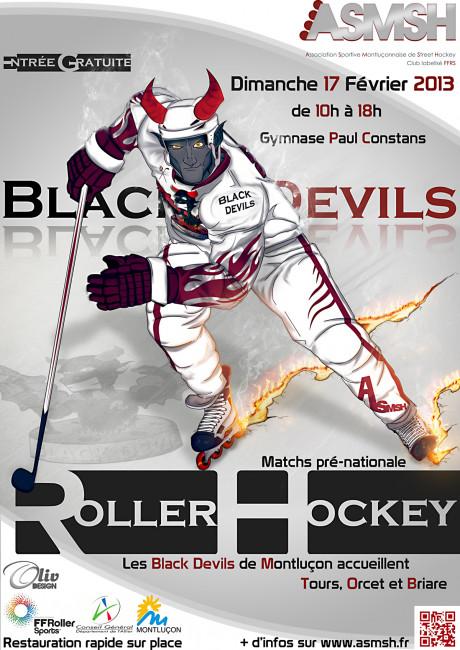 Roller Hockey 17-02-13
