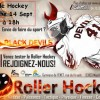 Venez tester le Roller Hockey