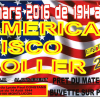 American Disco Roller: 5 mars 2016