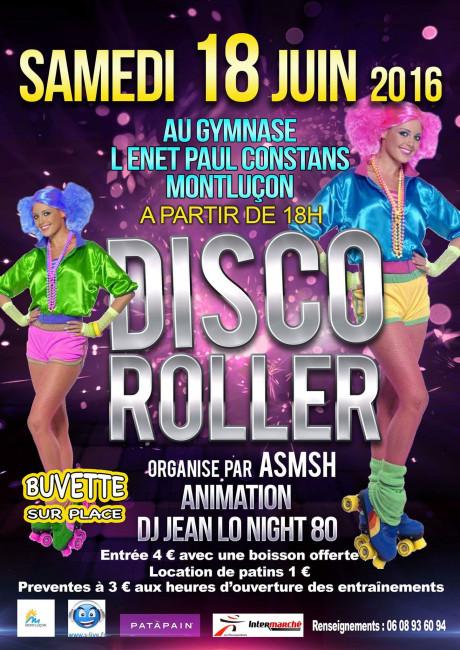 Disco Roller : 18 juin